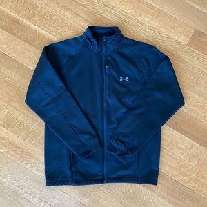 Under Armor black jacket size L